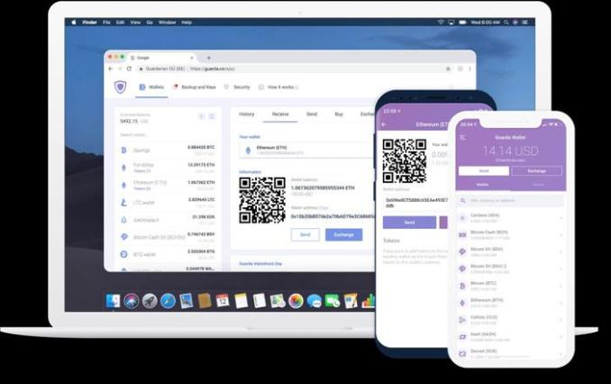 Guarda Wallet APK 2.37.3 For Android is Here! [Latest]