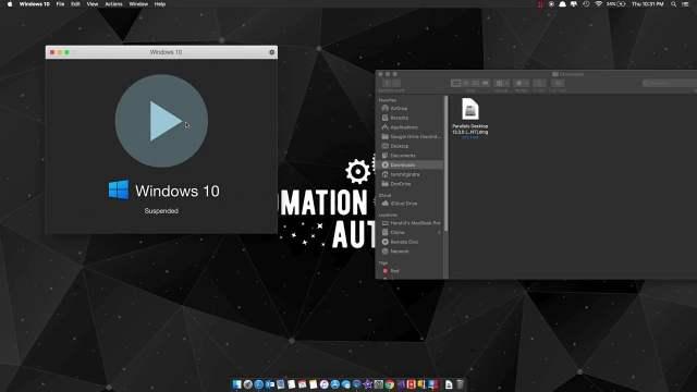 Parallels Desktop Registration key