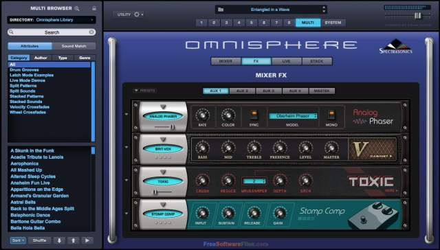 Omnisphere-Registration key