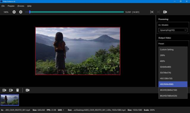 Topaz Video Enhance Crack
