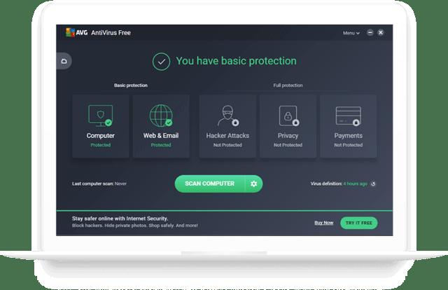 AVG-antivirus Registration key