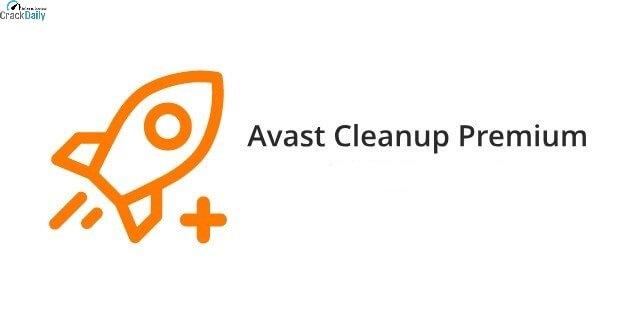 Avast Cleanup Premium Cover