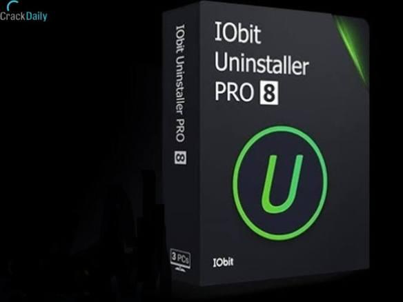 IObit Uninstaller Pro Cover