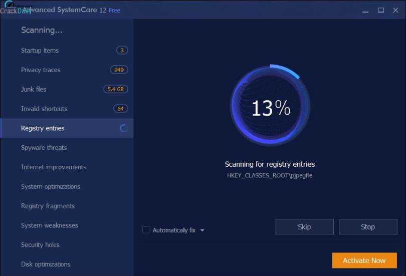 Advanced SystemCare Pro Screenshot 2