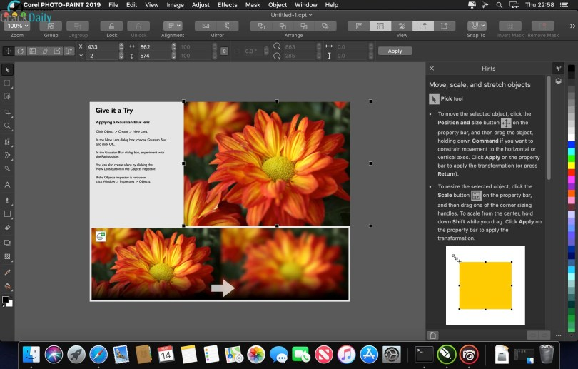 CorelDRAW Graphics Suite Keygen Screenshot 2