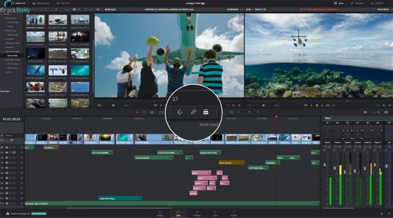 DaVinci Resolve Studio Screenshot 2