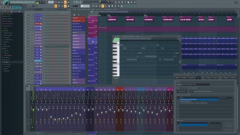 FL Studio 20 Crack + Reg Key Full Download [Activated]