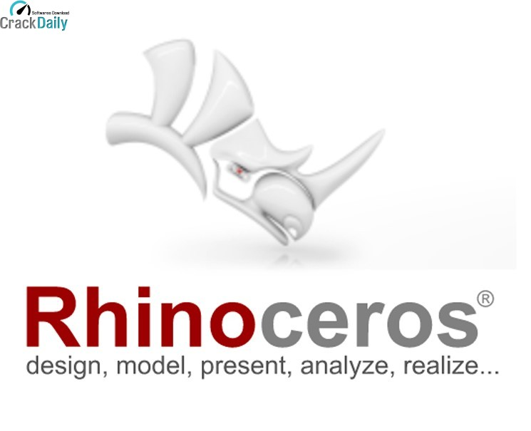 Rhinoceros 7 3 21053 23031 Crack Keygen Free Download License