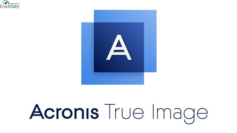 Acronis True Image Cover