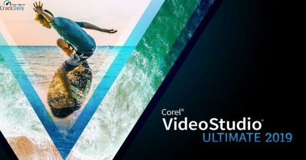Corel VideoStudio Ultimate Cover