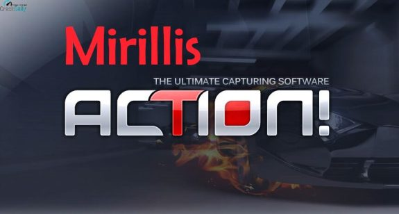 Mirillis Action Cover