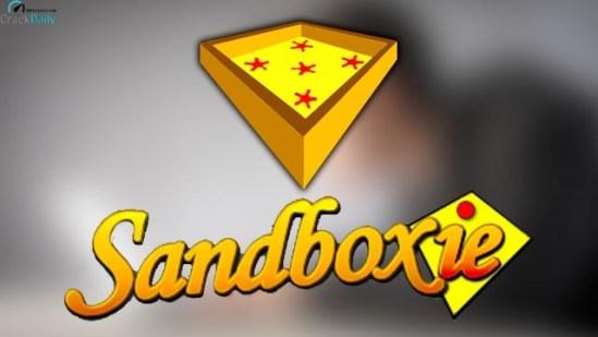 Sandboxie Cover
