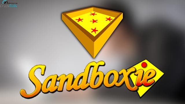 Sandboxie Cover