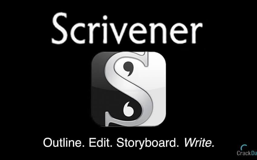 Scrivener Cover
