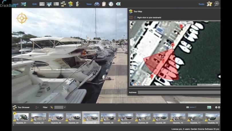Pano2VR Pro Screenshot