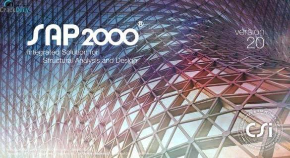SAP2000 Ultimate Cracked Cover