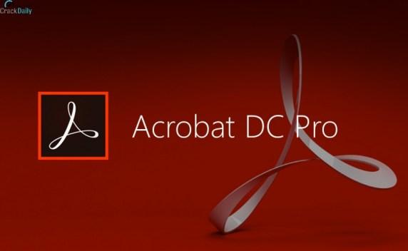 Adobe Acrobat Pro DC Cover
