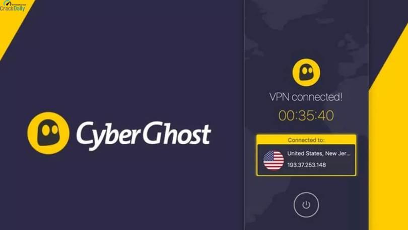 CyberGhost Screenshot