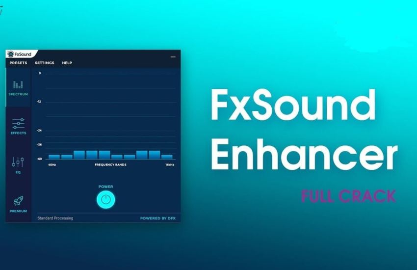 FxSound Enhancer Premium logo