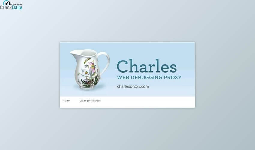 Charles Proxy Cover