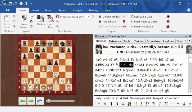 ChessBase Screenshot