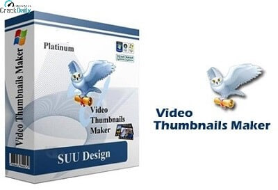 Video Thumbnails Maker Platinum Cover