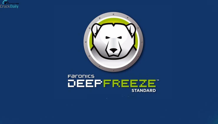 Deep Freeze Standard Cover