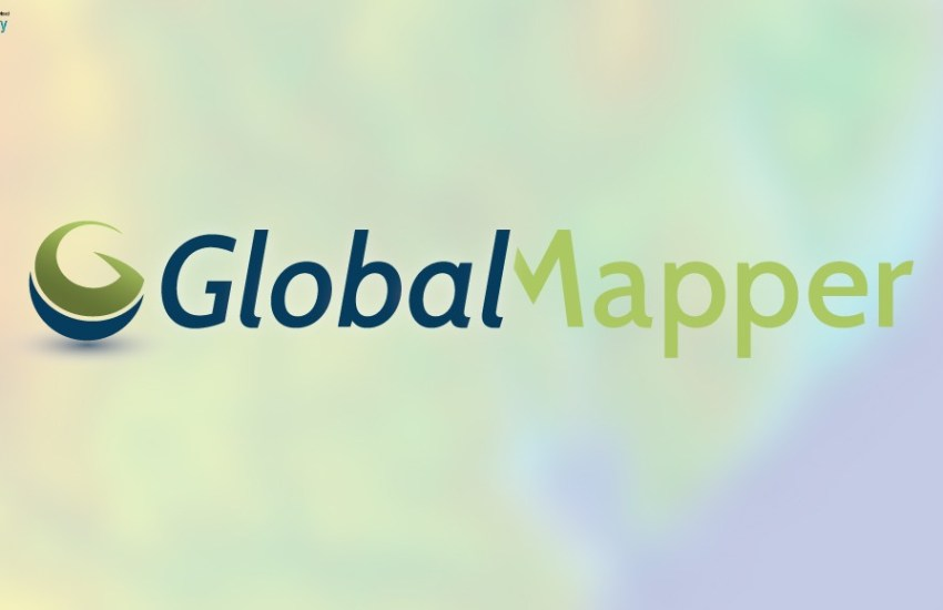 Global Mapper Cover