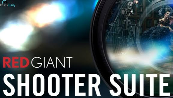 Red Giant Shooter Suite Cover