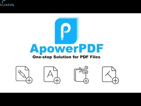 Apowersoft ApowerPDF Cover