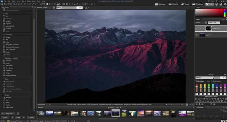 ACDSee Photo Studio Ultimate Screenshot