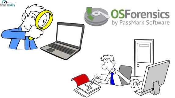 PassMark OSForensics Professional Cover