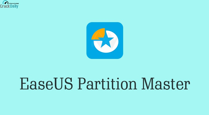 EaseUS Partition Master 14.0 Crack Key Free Download