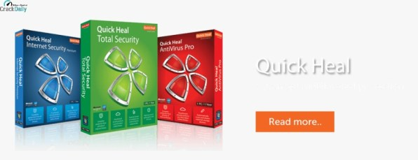 Quick Heal Antivirus Cover