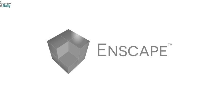 Enscape 3D Cover