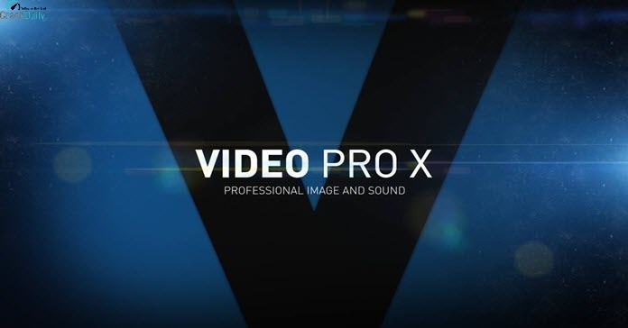 MAGIX Video Pro Cover