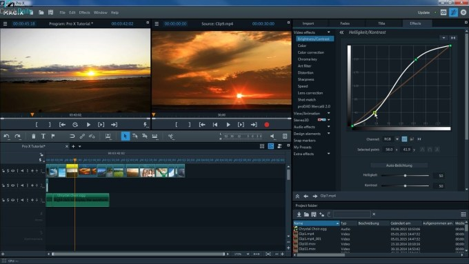 MAGIX Video Pro X Crack Latest Key Download