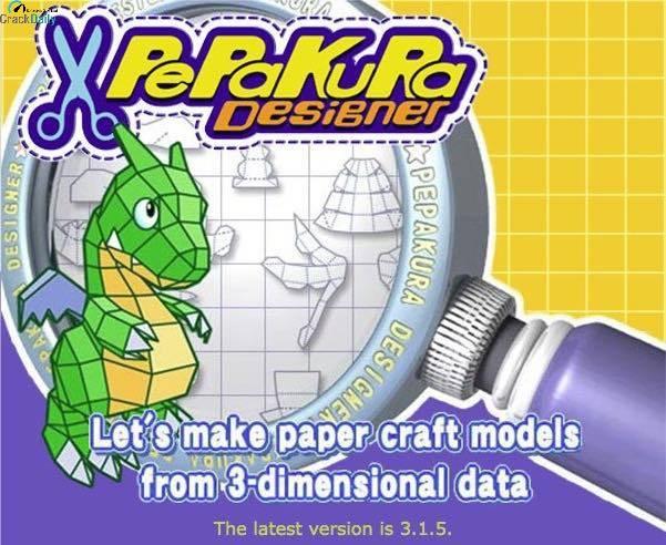 Pepakura Designer Cover