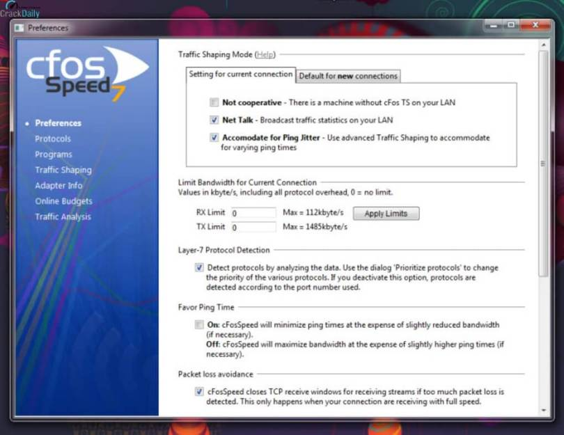cFosSpeed Full Crack Activation Code Free Download