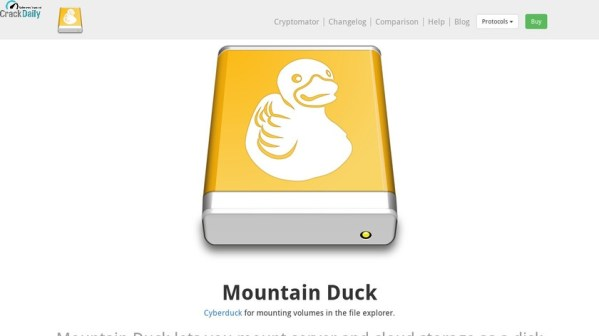 Mountain Duck Cover