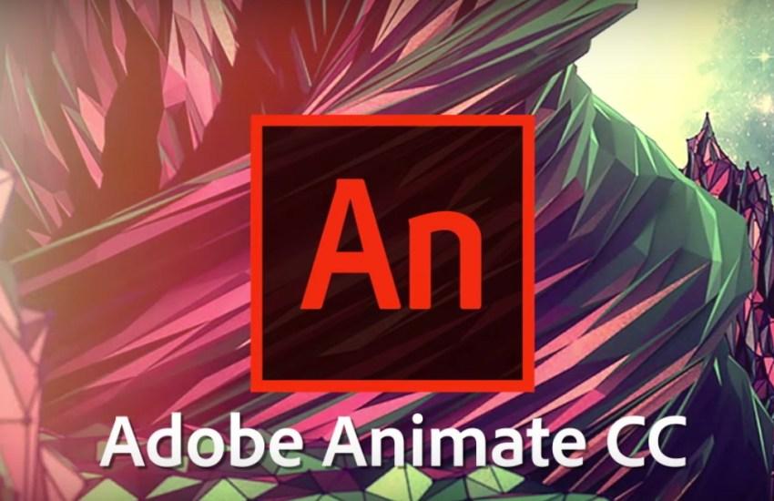 Adobe Animate Cover
