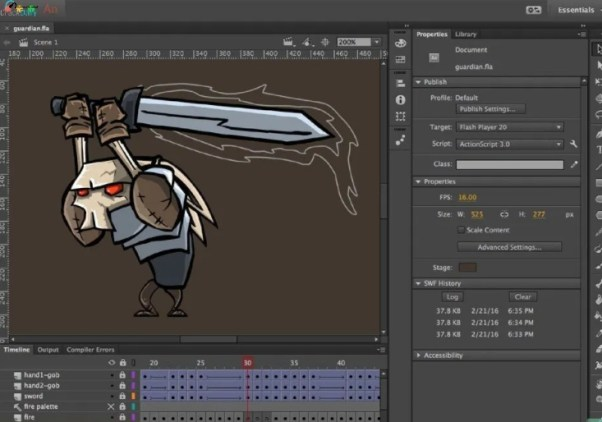 Adobe Animate Full Version Download