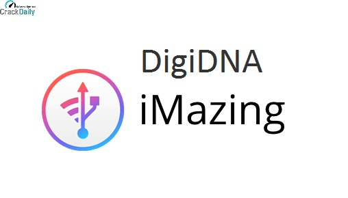 DigiDNA iMazing Cover