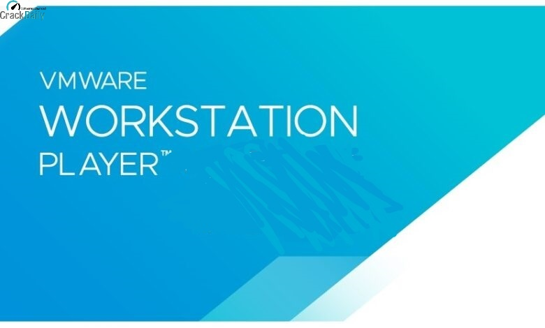 VMware Workstation Player Cover