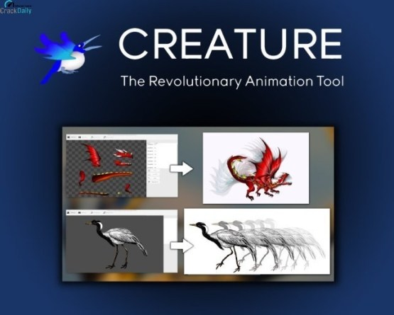 Creature Animation Pro Cover