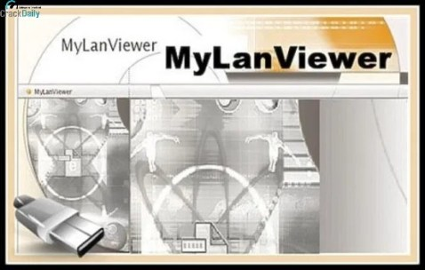 MyLanViewer Cover