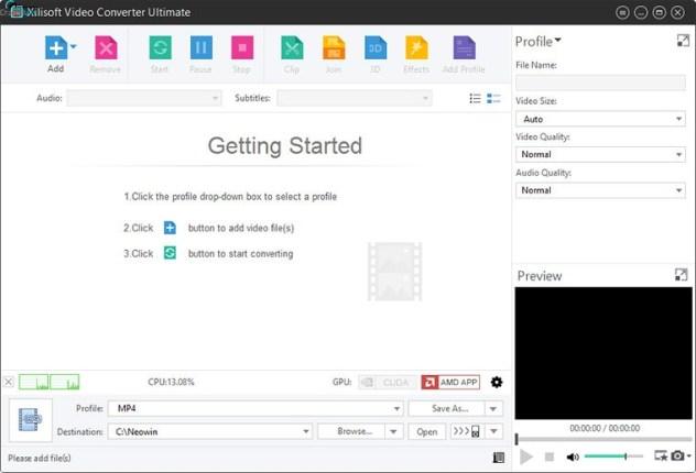 Xilisoft Video Converter Ultimate Crack Free Download