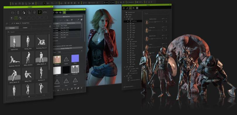 Reallusion Character Creator Pipeline Full Version Free Download
