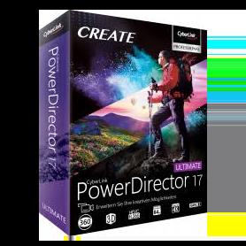 cyberlink powerdirector 17 free download