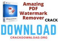 Amazing PDF Watermark Remover Crack